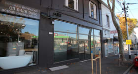 Shop & Retail commercial property leased at 231 Swan Street Richmond VIC 3121