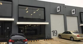 Factory, Warehouse & Industrial commercial property for lease at Unit  19/31-39 Norcal Road Nunawading VIC 3131