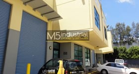 Factory, Warehouse & Industrial commercial property for lease at B8/15 Forrester Street Kingsgrove NSW 2208