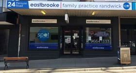 Medical / Consulting commercial property for lease at 24 Perouse Road Randwick NSW 2031