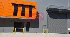 Factory, Warehouse & Industrial commercial property for lease at Unit 14/60 Marigold Street Revesby NSW 2212