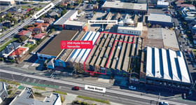 Factory, Warehouse & Industrial commercial property for lease at 256 Hyde Street Yarraville VIC 3013