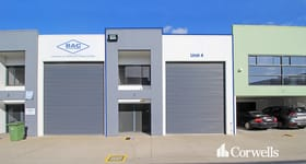 Factory, Warehouse & Industrial commercial property for lease at 4/3 Dalton Street Upper Coomera QLD 4209