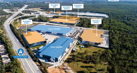 Factory, Warehouse & Industrial commercial property for lease at 204 & 238 Motorway Industrial Park, Gilmore Road and Wembley Road Berrinba QLD 4117