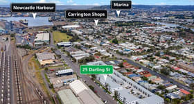 Factory, Warehouse & Industrial commercial property for sale at 25 Darling Street Carrington NSW 2294