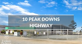 Factory, Warehouse & Industrial commercial property for lease at 10 Peak Downs Highway Mackay QLD 4740