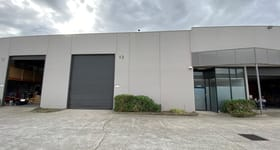 Factory, Warehouse & Industrial commercial property for lease at 13/136 Cochranes Road Moorabbin VIC 3189