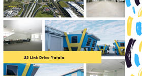 Showrooms / Bulky Goods commercial property for lease at Lot 1/55 Link Drive Yatala QLD 4207