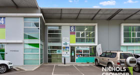 Factory, Warehouse & Industrial commercial property for lease at 6/347 Bay  Road Cheltenham VIC 3192