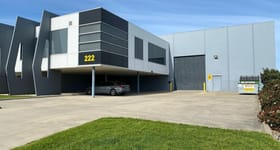 Factory, Warehouse & Industrial commercial property for lease at 222 Governor Road Braeside VIC 3195