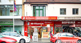 Shop & Retail commercial property for lease at 83 Burwood Road Burwood NSW 2134