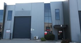 Factory, Warehouse & Industrial commercial property for lease at Unit 3/7-8 Len Thomas Place Narre Warren VIC 3805