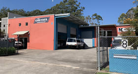 Factory, Warehouse & Industrial commercial property sold at 2/8 Neumann Street Kunda Park QLD 4556