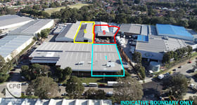 Factory, Warehouse & Industrial commercial property for lease at 1 The Crescent Kingsgrove NSW 2208