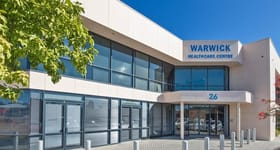Medical / Consulting commercial property for lease at 10/26 Dugdale Street Warwick WA 6024