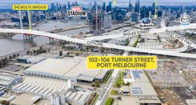 Shop & Retail commercial property for lease at Gr/102-106 Turner Street Port Melbourne VIC 3207