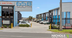 Factory, Warehouse & Industrial commercial property for lease at 10/658 South Road Moorabbin VIC 3189