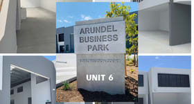 Factory, Warehouse & Industrial commercial property for lease at 6/8 Distribution Court Arundel QLD 4214