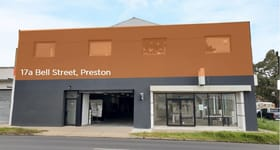 Showrooms / Bulky Goods commercial property for lease at 17a Bell Street Preston VIC 3072