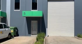 Factory, Warehouse & Industrial commercial property for lease at 5/14 Concorde Drive Keilor Park VIC 3042