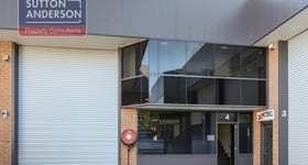 Factory, Warehouse & Industrial commercial property leased at Unit 4/312 High Street Chatswood NSW 2067