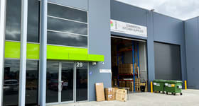 Factory, Warehouse & Industrial commercial property for sale at 28 Volt Circuit Dandenong VIC 3175