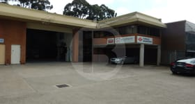 Factory, Warehouse & Industrial commercial property for lease at 2/14 WELDER ROAD Seven Hills NSW 2147