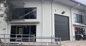 Factory, Warehouse & Industrial commercial property for sale at 1/41 Dacmar Road Coolum Beach QLD 4573