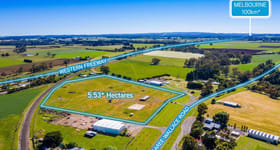 Development / Land commercial property for lease at 355 Bungaree-Wallace Road Bungaree VIC 3352