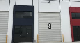 Factory, Warehouse & Industrial commercial property for lease at 9/110 Indian Drive Keysborough VIC 3173