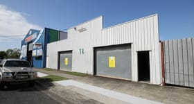 Factory, Warehouse & Industrial commercial property for lease at 74 Andrew Street Wynnum QLD 4178