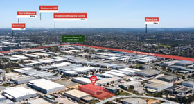 Factory, Warehouse & Industrial commercial property leased at 31-33 Westpool Drive Hallam VIC 3803