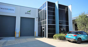 Factory, Warehouse & Industrial commercial property sold at 2/123 Woodlands Drive Braeside VIC 3195