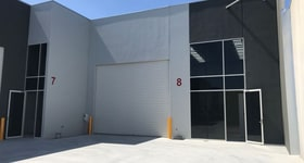 Factory, Warehouse & Industrial commercial property for lease at 8/30-32 Christensen Street Cheltenham VIC 3192