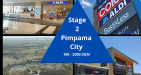 Shop & Retail commercial property for lease at Stage 2 (d)/102 Pimpama Jacobs Well Road Pimpama QLD 4209