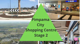 Showrooms / Bulky Goods commercial property for lease at Stage 2(c)/102 Pimpama Jacobs Well Road Pimpama QLD 4209