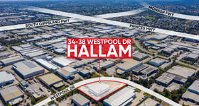 Offices commercial property for lease at 34-38 Westpool Drive Hallam VIC 3803