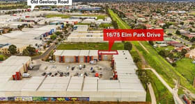 Factory, Warehouse & Industrial commercial property for lease at 16/75 Elm Park Drive Hoppers Crossing VIC 3029