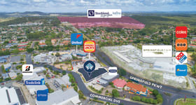 Shop & Retail commercial property for lease at 11 Commercial Drive Springfield QLD 4300