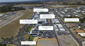 Development / Land commercial property for lease at Lot 56 The Boulevard Australind WA 6233