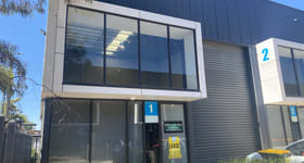 Factory, Warehouse & Industrial commercial property for lease at 1/8B Railway Avenue Oakleigh VIC 3166