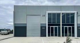 Factory, Warehouse & Industrial commercial property for sale at Unit 20/45-47 McArthurs Road Altona North VIC 3025