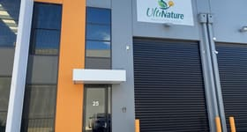Factory, Warehouse & Industrial commercial property leased at 25/2-20 Kirkham Rd West Keysborough VIC 3173