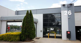 Factory, Warehouse & Industrial commercial property for lease at 1/26 Lacey Street Croydon VIC 3136