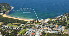 Shop & Retail commercial property for lease at Shop 23/11-13 Avalon Parade Avalon Beach NSW 2107