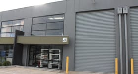 Factory, Warehouse & Industrial commercial property for lease at 23/25 Conquest Way Hallam VIC 3803