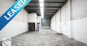Factory, Warehouse & Industrial commercial property for lease at 8/10-12 Harley Crescent Condell Park NSW 2200