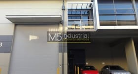 Factory, Warehouse & Industrial commercial property for lease at 3/20 St Albans Road Kingsgrove NSW 2208