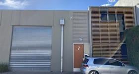 Factory, Warehouse & Industrial commercial property for lease at Unit 7/Unit 7 - 8 Rocklea Drive Port Melbourne VIC 3207