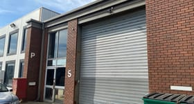 Factory, Warehouse & Industrial commercial property leased at 5/1-7 Canterbury Road Braeside VIC 3195